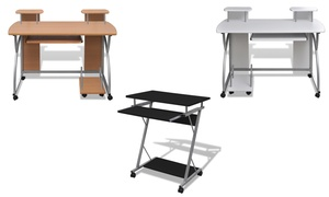 Fournitures de bureau et scolaires deals bons plans et promotions - Bureau avec plateau coulissant ...