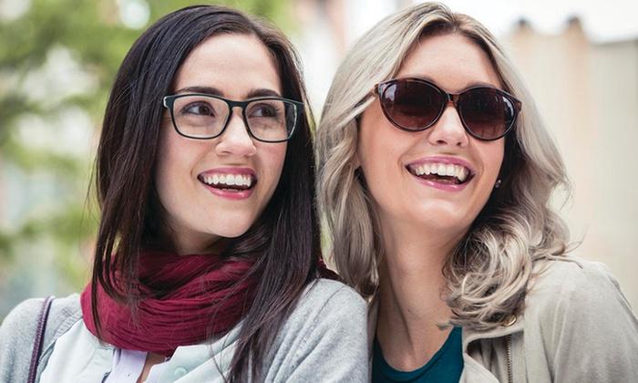 34b34182e27 81% Off Prescription Glasses or Prescription Sunglasses