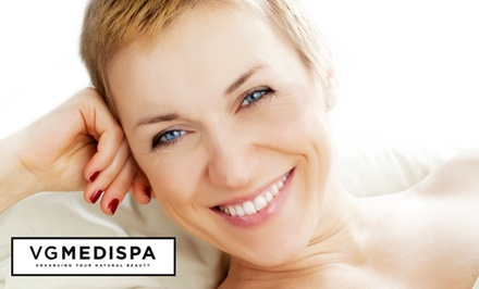 Infrared Facial Treatment