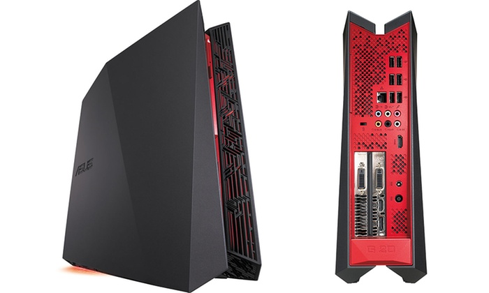 Asus Rog Desktop Pc With Intel Core Processor And 1tb Hard