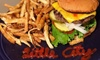 Up to 45% Off Lunch or Dinner Carryout at Little City Grill