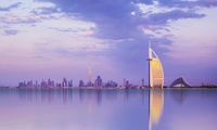 ✈ Dubai and Mauritius: 2 Nights in Dubai and 5-Night All Inclusive Stay in Mauritius with Flights at Choice of Hotels*