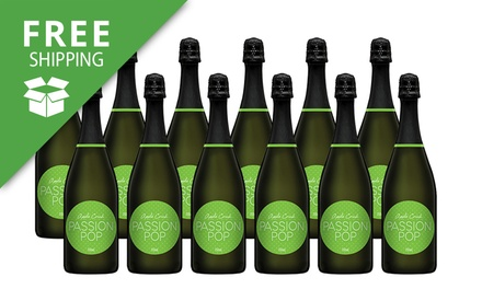 Free Shipping: $49 Bottles of Passion Pop Crush Sparkling Wine Don't Pay $118
