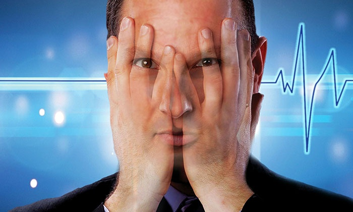 Guy Bavli: Master of the Mind - The Palm Beaches Theatre: Guy Bavli: Master of the Mind on Sunday, April 3 at 6 p.m.