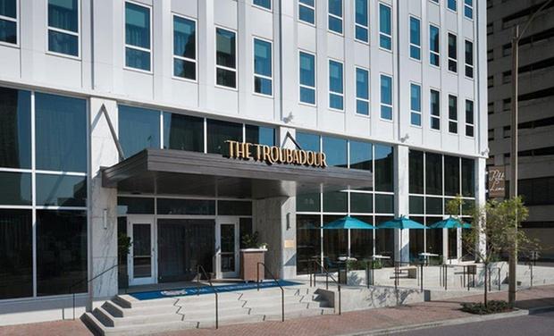 Troubadour Hotel New Orleans Groupon