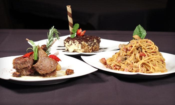 Pazzo Pazzo Italian Cuisine - Downtown: Italian Food for Dinner or Lunch at Pazzo Pazzo Italian Cuisine (Half Off)