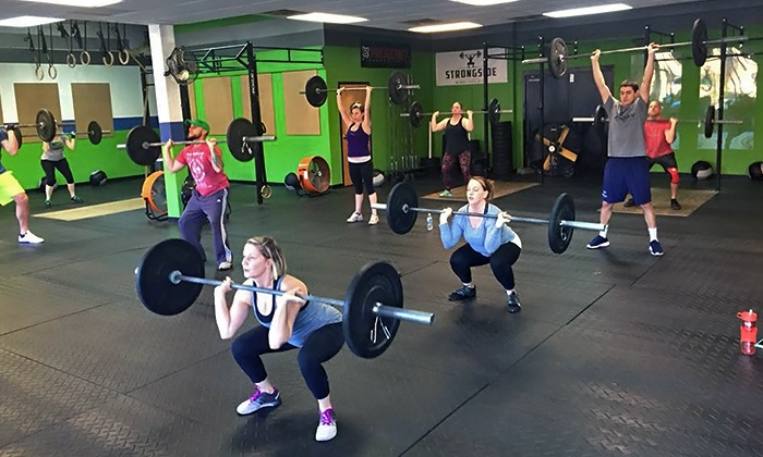 Strongside - Woodstock: One Month of Unlimited Strength and Conditioning Classes for One or Two Adults or One Kid (Up to 79% Off)
