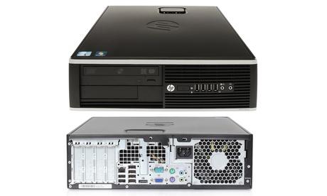 HP Elite 8200 con 4Gb de RAM y 250GB o 500GB de disco duro reacondicionado (envío gratuito)