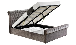 Chesterfield Ottoman Bed