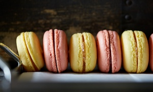Create with Chef Martin: French Macaron-Baking Class for One or Two at Create with Chef Martin (38% Off)