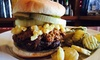 Up to 50% Off American Cuisine at Ruggers Pub