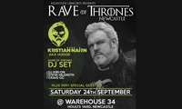 Rave of Thrones: One (1) Ticket, 24 September at Warehouse 34 (Up to 50% Off)