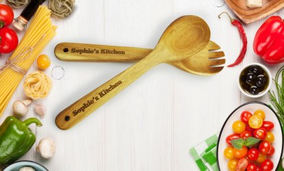 Personalized Kitchen Accessory Sets from PhotobookShop (Up to 85% Off)