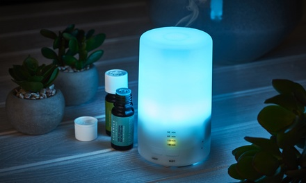 Aroma Diffuser with Colour-Changing Mood Light
