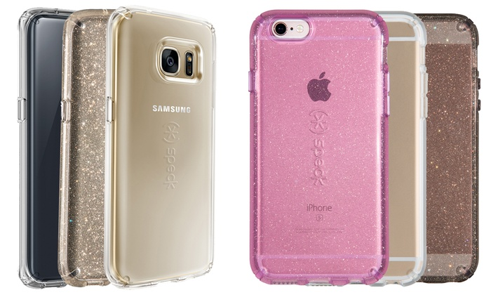 Speck Candyshell Clear Cases for iPhone and Smartphones