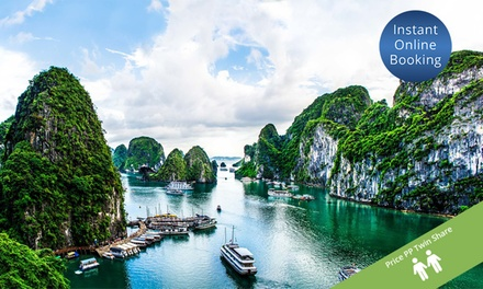 Vietnam: From $979 Per Person For a 13-Day Sightseeing Tour with Meals, Tours, and Transfers