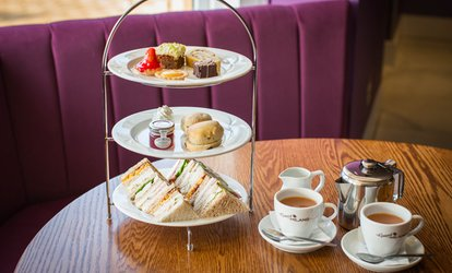 image for Afternoon Tea with Spa Access for Two at Parklands Hotel And Country Club (47% Off)