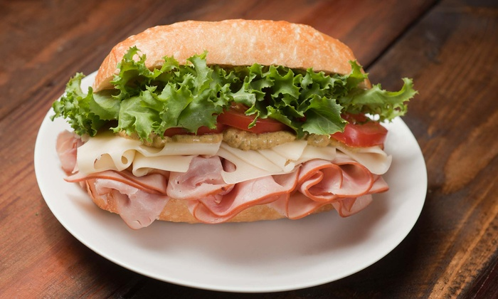 Mr. Pickle's Sandwich Shop - Union City: Deli Food at Mr. Pickle's Sandwich Shop (50% Off). Two Options Available.