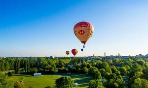 Balloon Team: Romantico volo in mongolfiera sulle Langhe più aperitivo con Balloon Team (sconto fino a 36%)