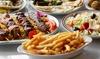 Up to 22% Off Takeout Food at Taste of Jerusalem Cafe
