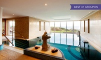 Co. Donegal: 2 or 3 Nights for Two with Breakfast and Bubbly at 4* The Shandon Hotel and Spa