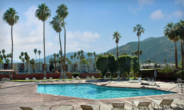 Marquis Villas Resort - Palm Springs, CA: Two-Night Stay with $25 Dining Credit at Marquis Villas Resort in Palm Springs, CA