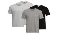 Opinioni  Coupon Abbigliamento alla Moda Groupon.it 2 T-Shirt da intimo US Polo Assn 100% cotone disponibili in 2 colori e varie taglie