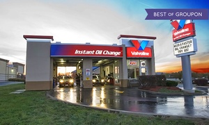 One Conventional, Full-synthetic, Or Synthetic-blend Oil Change At Valvoline Instant Oil Change (up To 39% Off)
