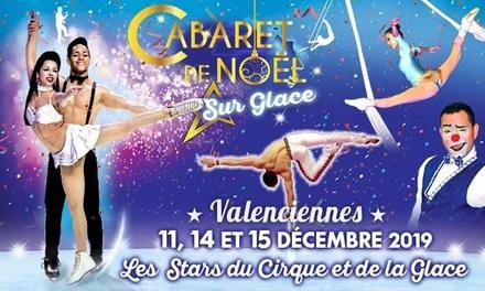 1 place en tribune d'honneur pour une représentation du Cirque Medrano à 10 € à Valenciennes