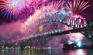 Starship Sydney: $699 for New Year's Eve Cruise with Food, Drinks and Entertainment with Starship Sydney