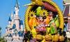Disneyland Paris: Return Halloween 1-Day Coach Trip