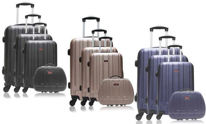 Set di valigie Hero