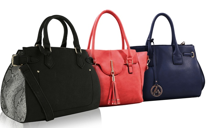 MKF Collection Stylish Satchels