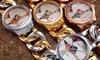 Akribos XXIV Women's Watches with Sparkling Diamond Markers: Akribos XXIV Women's Watches with Sparkling Diamond Markers