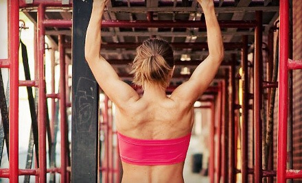 $125 for Four Boot-Camp Classes a Week for Four Weeks at Look Good Naked ($320 Value)