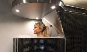RecoverME Cryo Therapy And Body Restoration: One, Three, or Five Cryotherapy Sessions at RecoverME Cryotherapy & Body Restoration (Up to 61% Off)