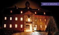 Eifel: 3-4 Tage für Zwei mit Frühstück, 1x Überraschungsmenü, 1 Glas Sekt und 1x Wellnessgutschein im Schloss Burgbrohl