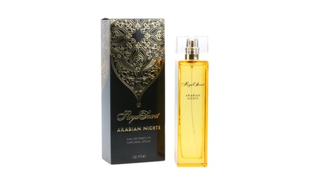 100ml Royal Secret Arabian Nights Eau de Parfum Including Delivery