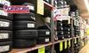 Descuento en neumáticos en 4 tiendas Carter-Cash
