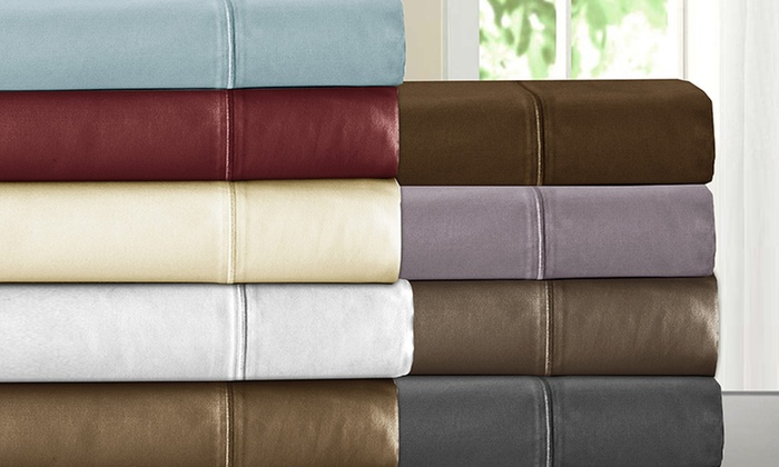 addy home fashions 100 egyptian cotton addy home sheet - 100 Egyptian Cotton Sheets
