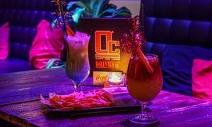 Orange Cube: Je 1 Cocktail oder Longdrink nach Wahl mit 1 Portion Nachos für 2 oder 4 Personen bei Orange Cube (bis zu 45% sparen*)