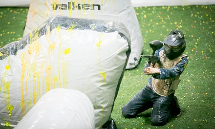 $199 for Summer Camp at Total Combat Paintball ($399 Value)