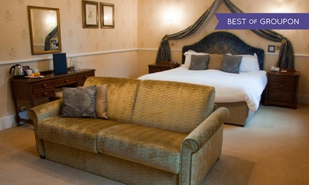 Devon: 1 or 2 Nights for Two with Breakfast, Cream Tea and 10% Dining Discount at Buckland Tout-Saints