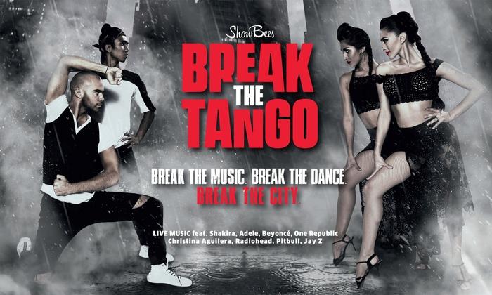 Resultado de imagen de break the tango