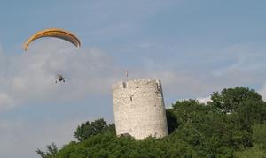 Fly Taxi: Szkolenie i lot nad Kazimierzem Dolnym (199 zł) z pamiątkowym filmem HD (249 zł) i więcej z firmą Fly Taxi