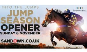 Sandown Park Racecourse: Into The Jumps: Jump Season Opener on 6 November at 12.45pm, Sandown Park Racecourse
