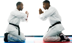 Mid-South Boxing and Fitness Academy: One or Two Months of Jujitsu, Boxing, and Fight-Fit Classes at Mid-South Boxing and Fitness Academy (Up to 72% Off)