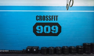 CrossFit 909: 10 or 20 CrossFit Sessions for One or Two at CrossFit 909 (Up to 77% Off)
