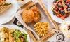 Chillax Manhattan Beach Cafe - Southern Brooklyn: Meals at Chillax Manhattan Beach Cafe (Up to 42% Off). Two Options Available.