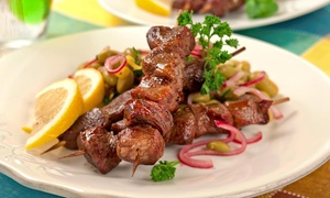 ReRico Brazillian Grill: $12 for $20 Worth of Brazilian Food and Drinks at ReRico Brazilian Grill